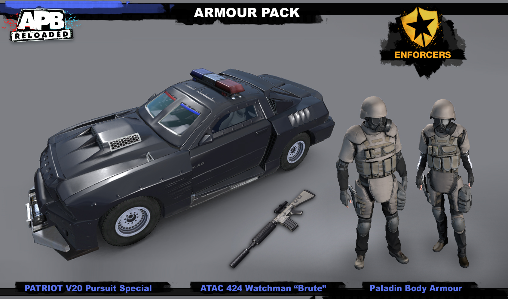 ArmourPackEnf