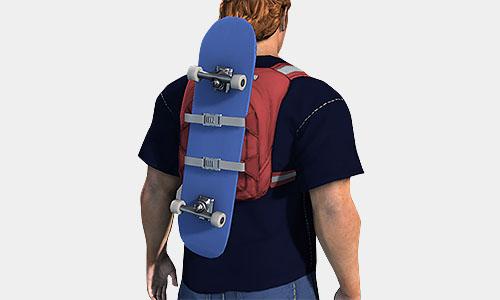 кожаные рюкзаки молодежные для девушек