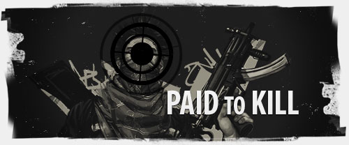 Ивент «Paid to Kill»