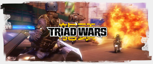 Triad Wars — APB Reloaded от создателей Sleeping Dogs