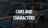 Cars and Characters