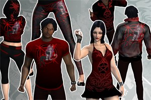 Demoness Clothing